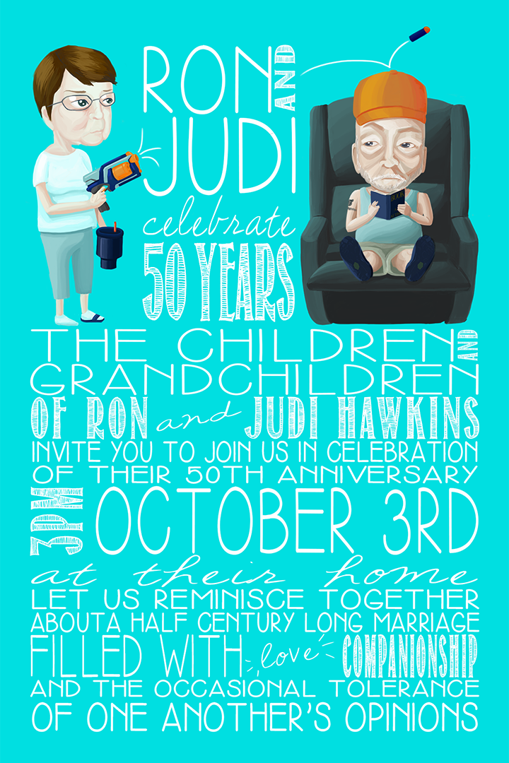 Grandparent's Anniversary